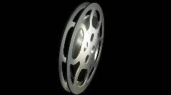 Db film reel 03 hd1080 Stock Footage