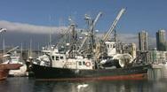 Trawler. Stock Footage