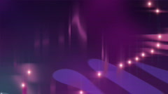 Purple and Pink Flow Animation Loop HD Stock Footage