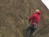 Climbers 1  Stock Footage