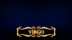 Virgo - Plashka - stock footage