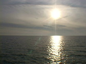 Lake Superior Sun Stock Footage