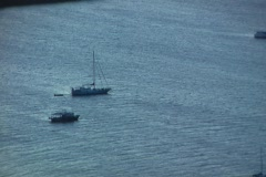 Boats on Endeavour River  Stock Footage