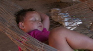 Stock Video Footage of Karen Refugees: Sleeping peacefully