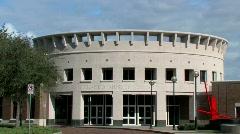 Orlando Museum of Art Stock Footage