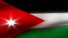 Flag FX - Jordan - HD24p Stock Footage