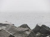High Speed Camera : Ocean Waves 7 Waves crashing on rocks Loop Stock Footage