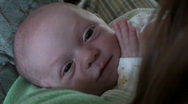 Infant, newborn baby Stock Footage