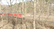 Stock Video Footage of train