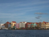 Stock Video Footage of PAL: Willemstad, Netherlands Antilles