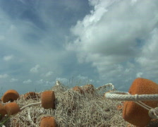 PAL: Fishing net Stock Footage