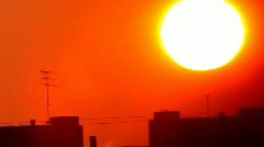Stock Video Footage of sun 2