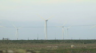 Stock Video Footage of WIND-FARM-SUSSEX