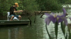 Fishing 08 Stock Footage