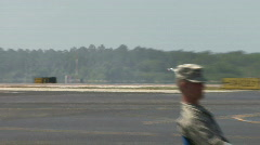 USAF Thunderbirds Squadron Stock Footage