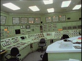 Stock Video Footage of Hanford Control Room 1