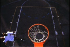 Slam Dunk Stock Footage