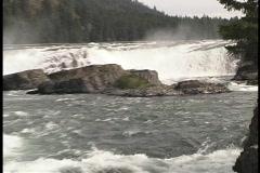 Kayaking 04 Stock Footage