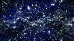 flying stars HD - stock footage