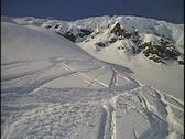 Mountains in Alaska 08 Stock Footage