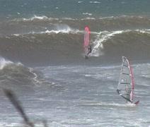Windsurfing 3 Stock Footage
