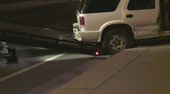 Stock Video Footage of Tow truck pickup - 5