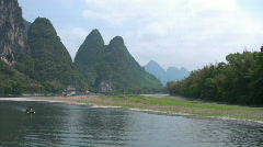 China. Guilin (3) Stock Footage