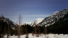 Alpine Valley Stock Footage