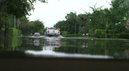 Stock Video Footage of Hurricane Flooding