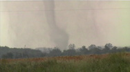 Stock Video Footage of Harper Tornado