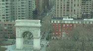 Stock Video Footage of Washington Square Park – Time Lapse