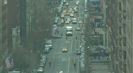 Stock Video Footage of New York City Traffic – Time Lapse
