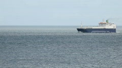 Ferry Boat  Stock Footage