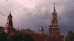 Kremlin Stock Footage