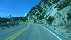 Arriving atop Kitt Peak  2 Stock Footage