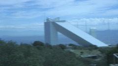 Kitt Peak panorama steadi pod Stock Footage