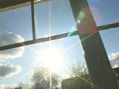Stock Video Footage of End of Sunny Day Time Lapse 10 seconds
