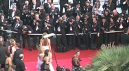 Stock Video Footage of red carpet 1