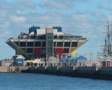 PAL: St. Pete's Pier Stock Footage