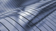 Metal waves Stock Footage