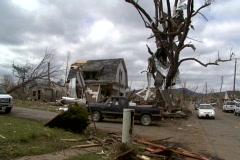 Storm Damage 7 Stock Footage