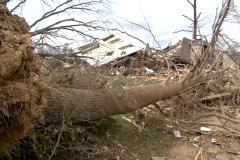 Storm Damage 13 Stock Footage