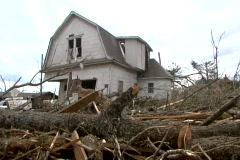 Storm Damage 20 Stock Footage