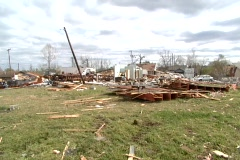 Storm Damage 23 Stock Footage