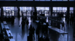 Business center - stock footage