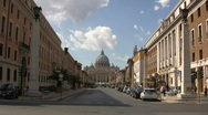 Stock Video Footage of Zoom in to Vatican City