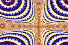 Spontaneous Fractal 1 - stock footage