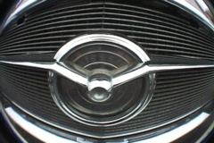 Buick grill Stock Footage