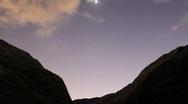 NIGHT SKY: TimeLapse Stock Footage