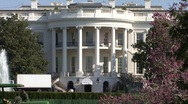 Stock Video Footage of White House